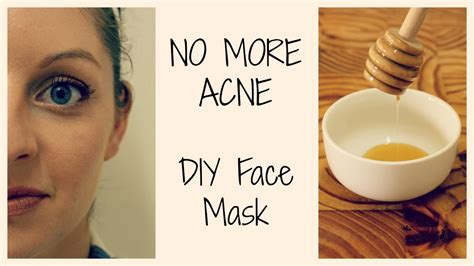 clear acne  skin diy face mask youtube