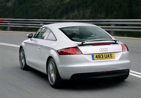 Audi Tt Coupé Review (2006