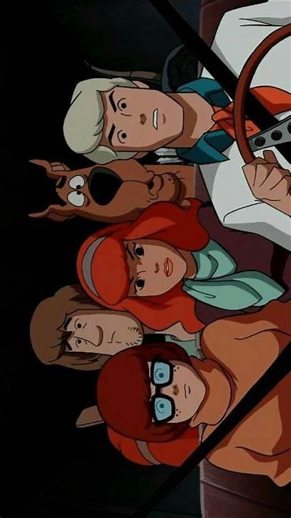 Cartoon Wallpapers Disney Doo Aesthetic Lock Scooby