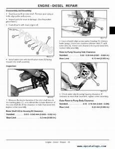 John Deere X495 X595 Garden Tractors Tm2158 Pdf Manual