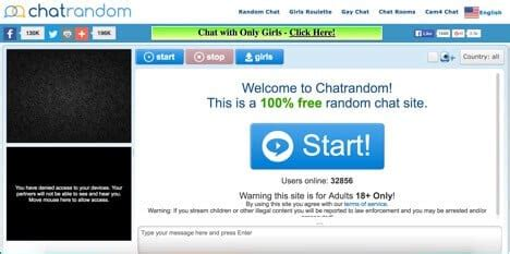 Chatrandom Mobile by 9 Random Chat Like