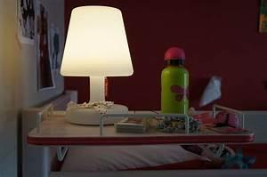 Lampe De Chevet Sans Fil : lampe fatboy enfant et veilleuse sans fil e zabel blog maman parisienne ~ Teatrodelosmanantiales.com Idées de Décoration