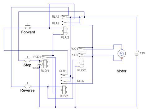 spdt wiring diagram forward reverse dc motor spdt get