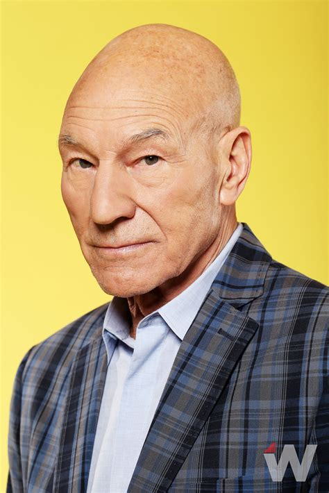 patrick stewart how old emmy contender patrick stewart laughs it up as cop