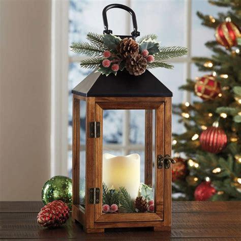 Weihnachtlich Dekorieren by Weihnachtlich Laterne Dekorieren Weihnachtsbeleuchtung Led