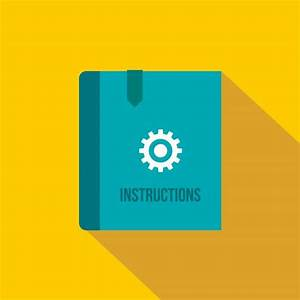 Instruction Manual Illustrations  Royalty