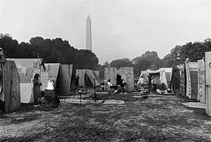 """""""Even poverty is ancient history"""": Resurrection City, 1968"""