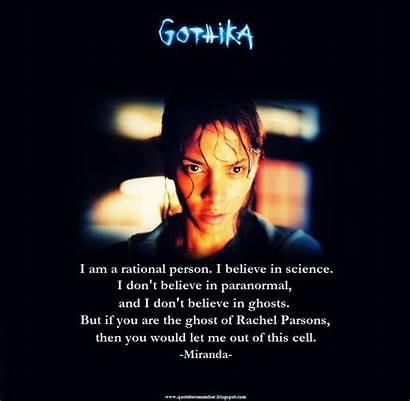 Gothika Never He 2003 Devil Soul Miranda