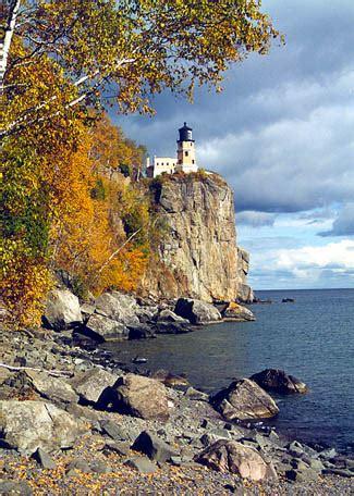 split rock lighthouse minnesota  lighthousefriendscom