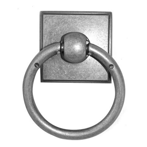 ring pull cabinet hardware knobs4less com offers alno aln 53542 ring pull distressed