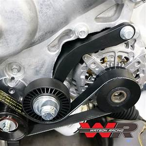 Coyote Alternator Relocation Kit  Wr