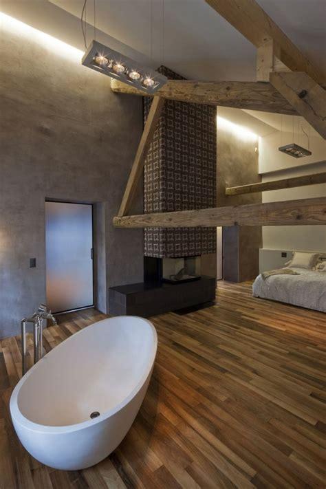 chambre avec bain chambre avec salle de bain verriere