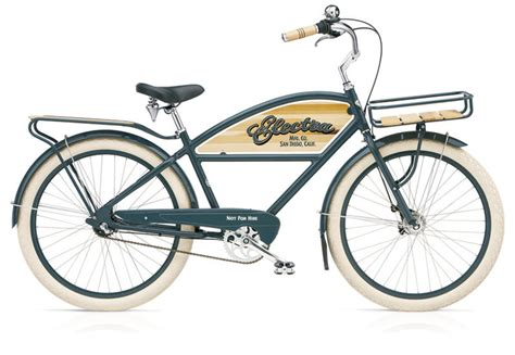 Electra Delivery Bike Is An Old-school Cargo-carrier