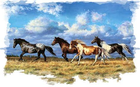 Animated Running Wallpaper - running horses wallpaper wallpapersafari