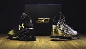 MVP Under Armour Curry Shoes