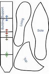 high heel shoe sugarpaste high heel shoe template