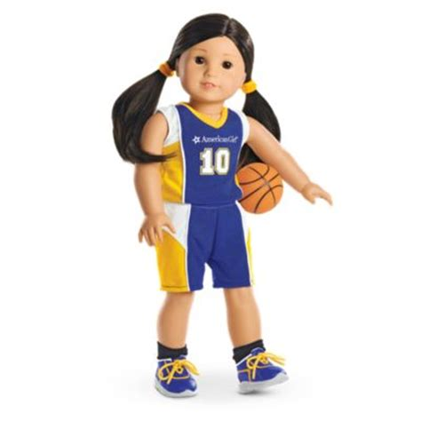 Basketball Outfit for Dolls | Truly Me | American Girl