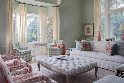 shabby chic living space and living room pictures hgtv