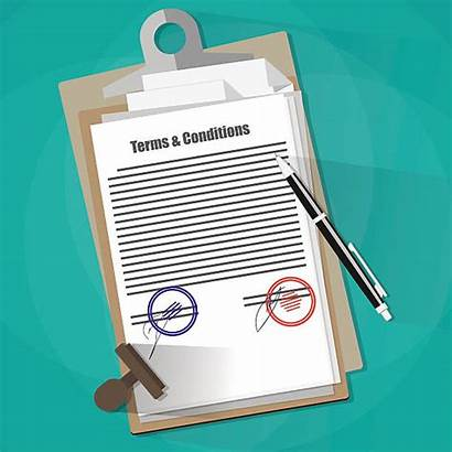 Legal Documents Illustrations Clip Vector Agreement Terms