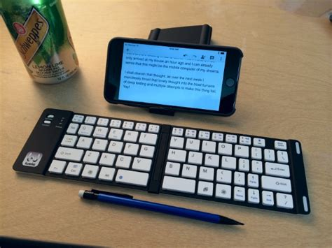 keyboards for iphone physical keyboards for the iphone 6 plus tidbits