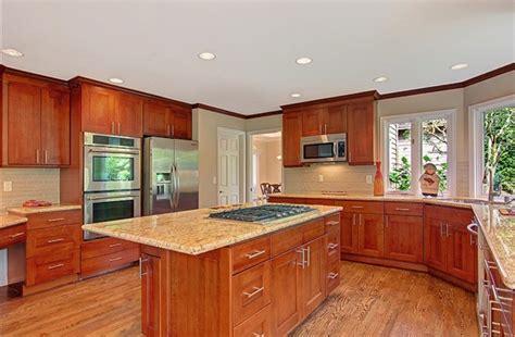 cherry kitchen ideas benefits of cherry kitchen cabinets my kitchen interior mykitcheninterior