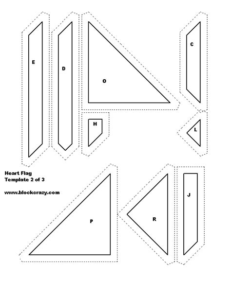 Mic Flag Template by Free Patchwork Quilt Block Patterns Printable Blocks And