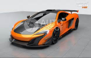 Gt Wing Stands by World Premier This Is The Mclaren 688 Hs