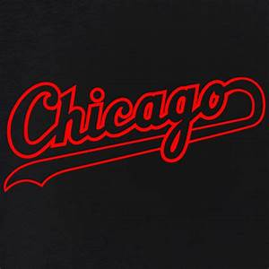 chicago red tail t shirt for men women children With chicago shirt and lettering