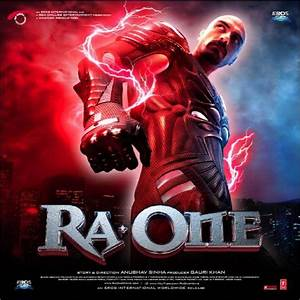 Arjun Rampal's poster for Ra One | PINKVILLA