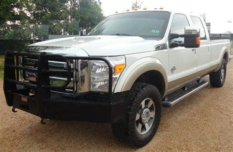 ranch hand bumpers ford