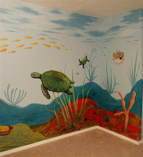 Kinderzimmer Junge Meer by Wandmalerei Im Kinderzimmer Magische Welten Entdecken