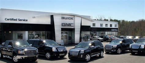 central buick gmc  norwood southshore gmc  buick dealer