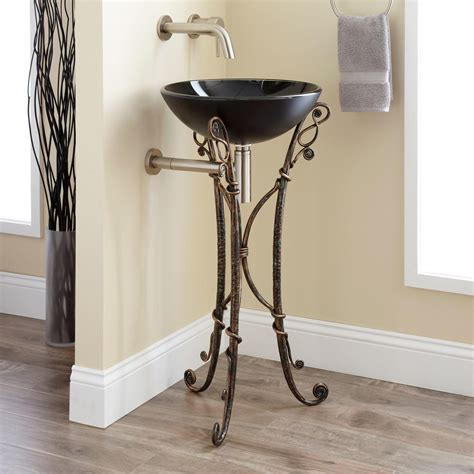 wrought iron sink stand jacques wrought iron sink stand ebay