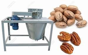 Good Quality Pecan Nut Sheller Cracker Machine For Sale