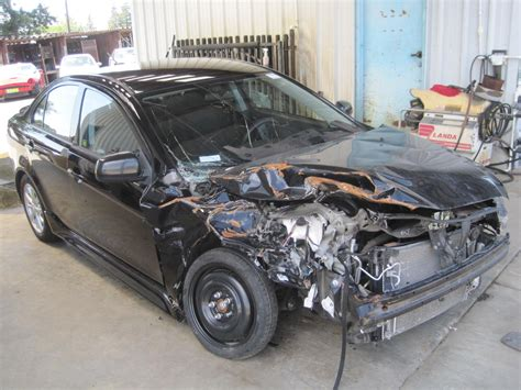 Mitsubishi Lancer Parts by 2011 Mitsubishi Lancer Parts Car Stk R13150 Autogator