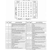 Towncar Fuse Box Diagram X Lincoln Pictures