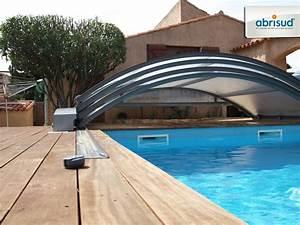 Abri Piscine Bas Coulissant : abri piscines abri piscines des abris piscines ~ Zukunftsfamilie.com Idées de Décoration