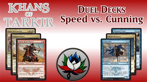 Khans Of Tarkir Spoilers Wedge Lands, Speed Vs Cunning