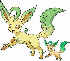 pokemon leafeon images