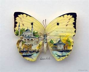 Extraordinarily tiny paintings of istanbul by hasan kale for Extraordinarily tiny paintings of istanbul by hasan kale