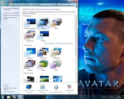 theme de bureau thème de bureau avatar télécharger