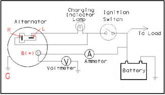 similiar 3 wire alternator wiring diagram keywords alternator wiring likewise 3 wire delco remy alternator wiring diagram