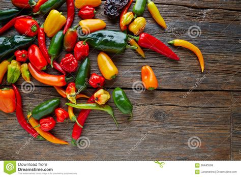 Mexican Chili Peppers