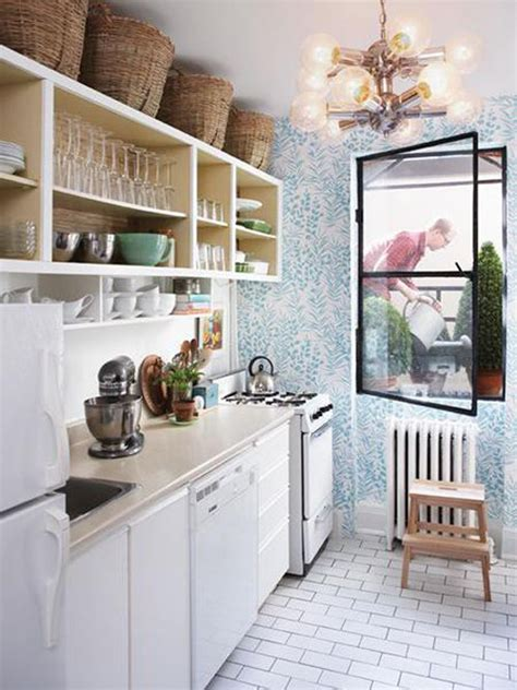 wallpaper kitchen ideas small kitchen wallpaper