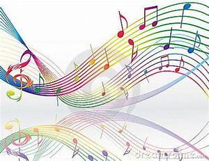 colored music notes « Discover the Language of Music