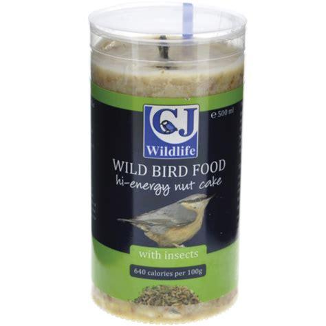 cj wildlife high energy peanut cake wild bird food from 163 2