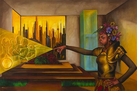 afrofuturism paintings afrofuturism