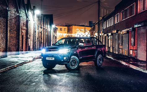 Toyota Hilux 4k Wallpapers by Wallpaper Toyota Hilux Arctic Trucks 2018 4k