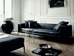 le canape design italien en 80 photos pour relooker le salon With canapé salon cuir