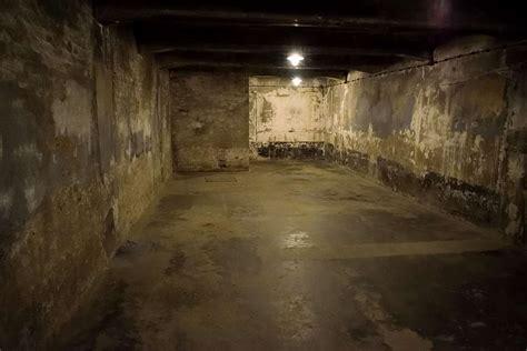 les chambres à gaz visite du c de concentration d auschwitz moi éléon